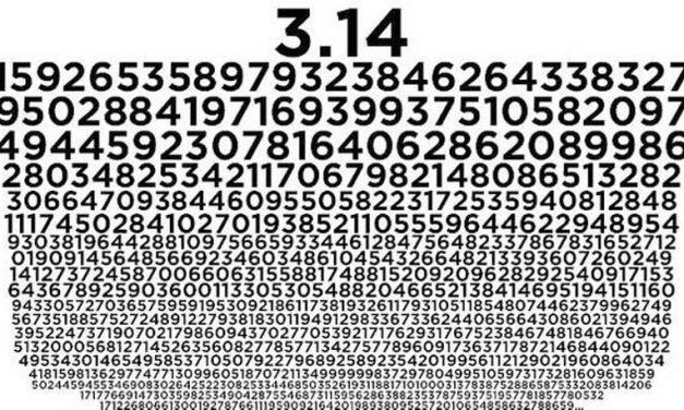 La vivienda y el número pi