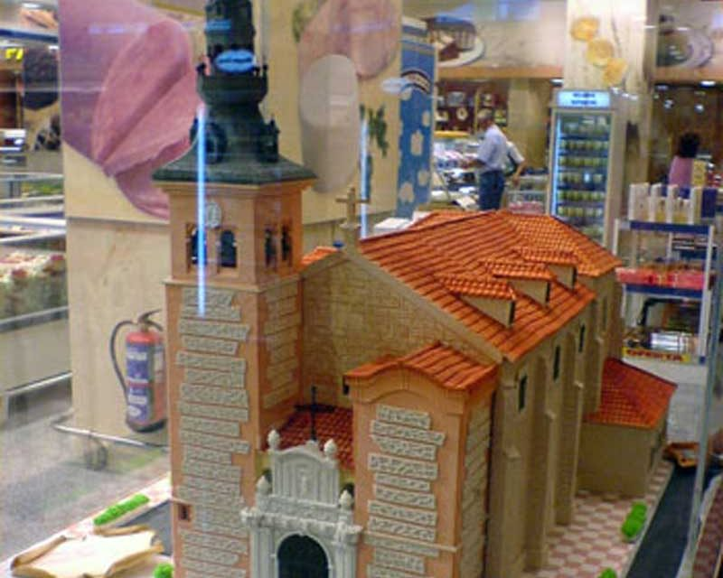 La catedral de azúcar