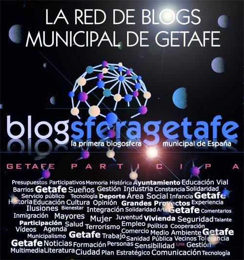 La blogosfera getafense