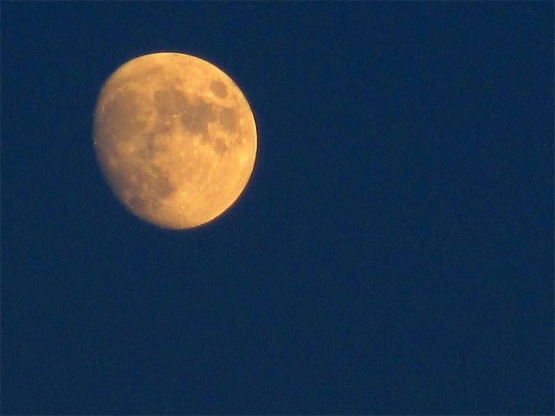 La luna de Calpe