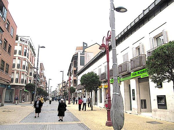 Los ediles de urbanismo y las farolas