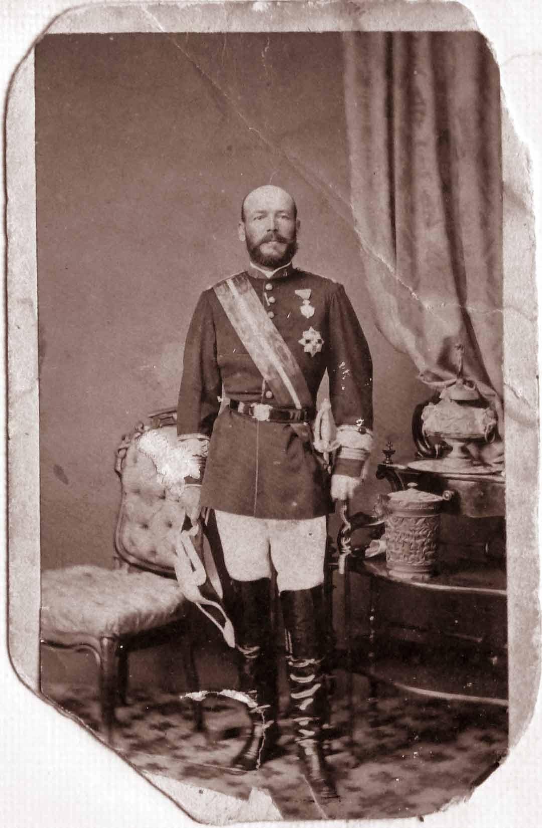 General Romualdo Palacio