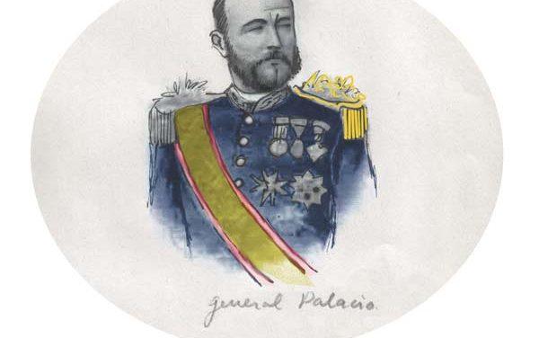 Romualdo Palacio, el General Componte. 1