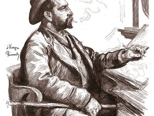 Daniel Vierge, el príncipe de la ilustración. 2