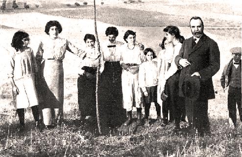 La Fiesta del Árbol en el Cerro de los Ángeles cumple 100 años