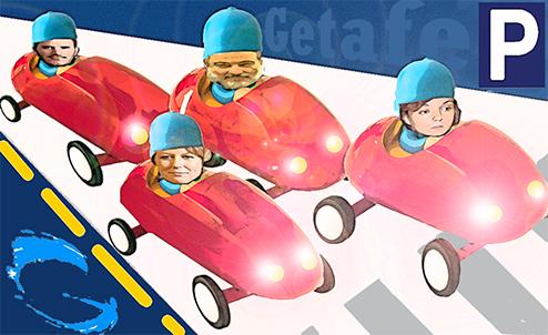 El caso aparcamientos y el futuro [sobre todo] del PSOE