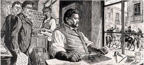Centenario de la muerte del ilustrador mexicano José Guadalupe Posada