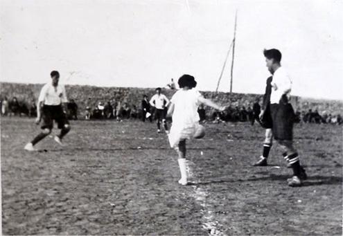 Filiberto Montagud y el fútbol. 3