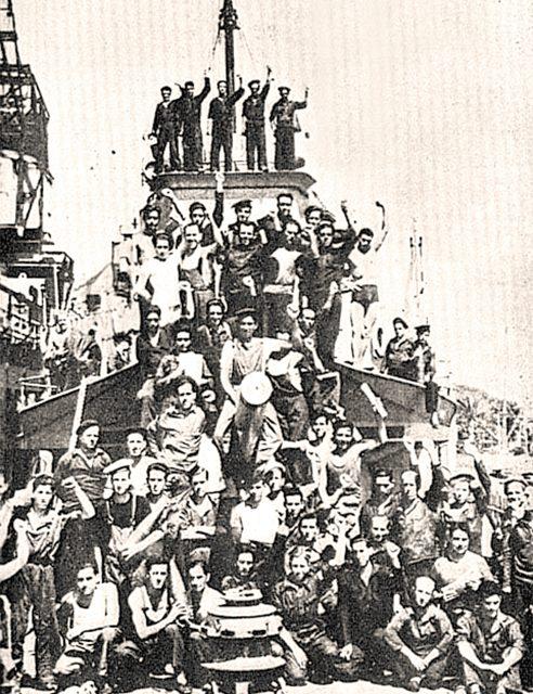 Juan Soler-Espiauba 3: Rebelión a bordo