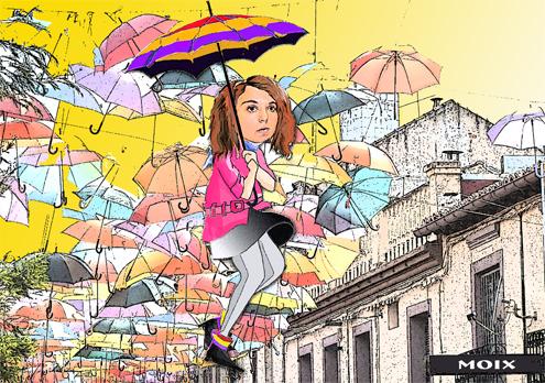 La batalla de los paraguas y el frente popular de Getafe