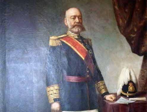 El cuadro desaparecido del General Palacio