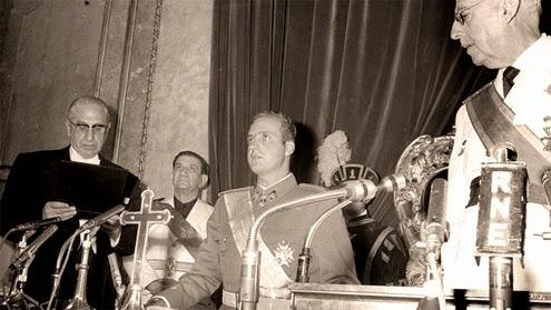 Juan Carlos I y Felipe VI o la continuidad de la Monarquía del Movimiento