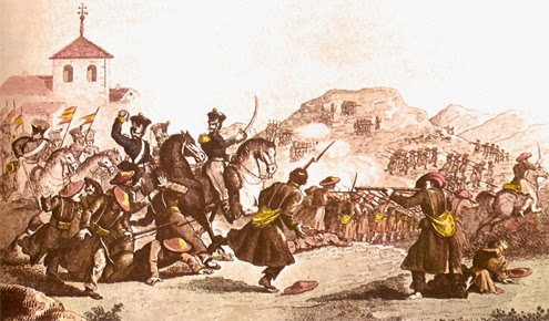 Zapatero, el general 'cuatro tiros'.  4