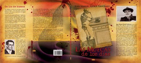 Cubierta definitiva de la novela Las muecas de los días
