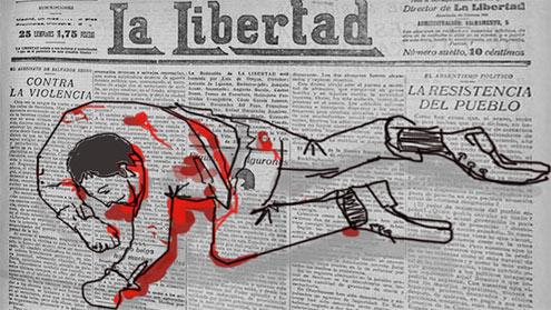 Las muecas de los días, una novela protagonizada por Luis de Sirval