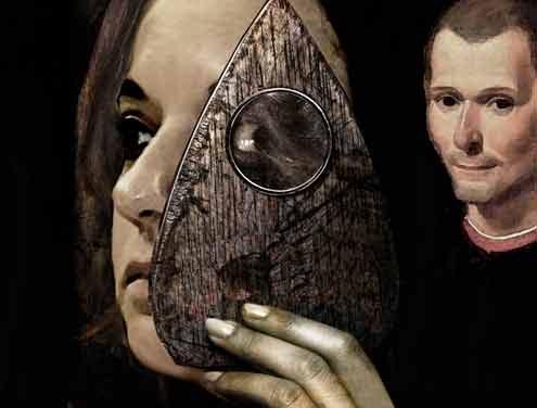 Sara Hernández y la tabla de las brujas