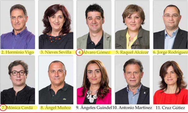 Alta tensión entre los 'compis' del PSOE