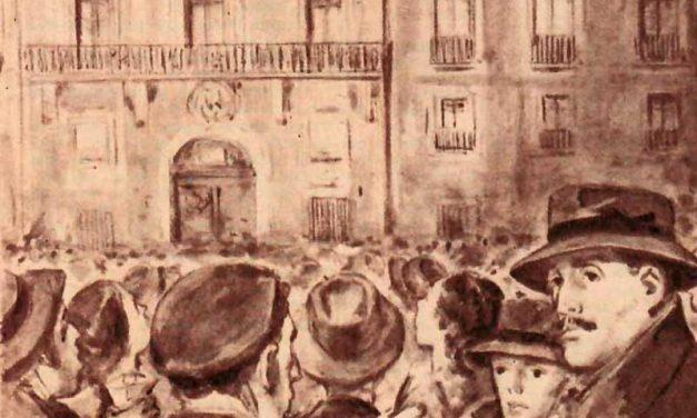 Las uvas de la [mala] suerte de Alfonso XIII en la nochevieja de 1930