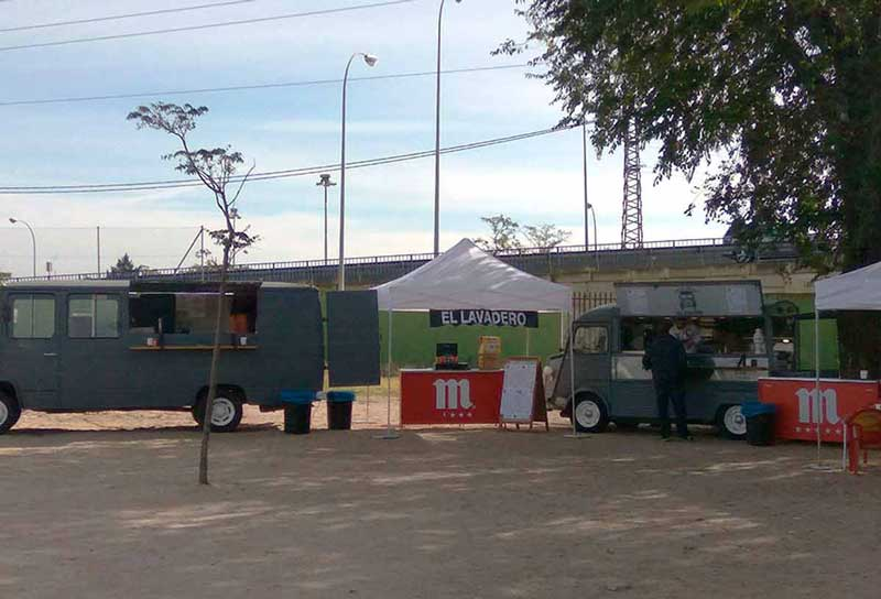 El presidente de AJE Getafe y las 'food-trucks' sin licencia