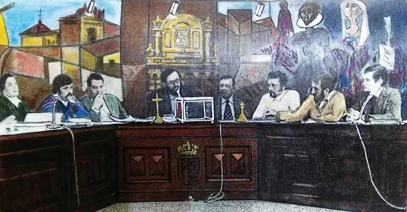 El Ayuntamiento y la [des]memoria histórica: 40 años, 6 meses y una placa