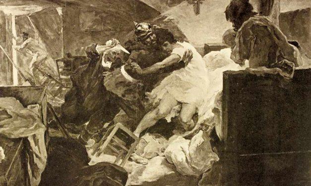 El último cuadro del getafense Daniel [Urrabieta] Vierge