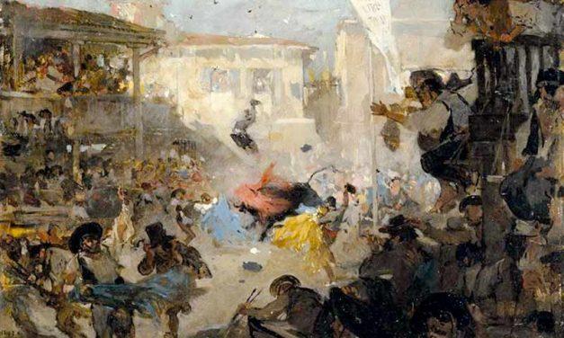 Daniel Vierge y los toros