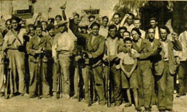Getafe 1936: quinto aniversario de la proclamación de la II República